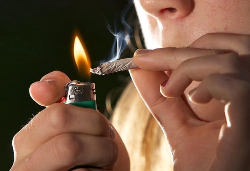 marijuana up in smoke