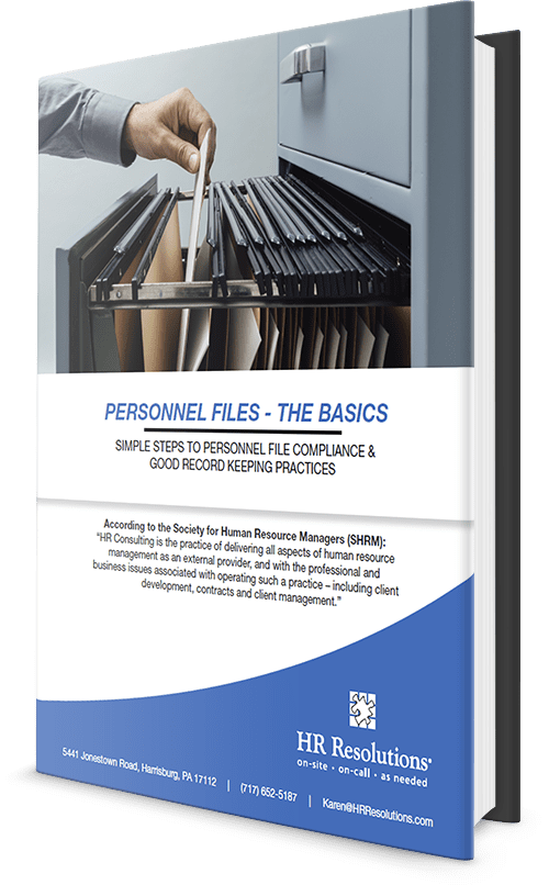 cover of Personnel Files ebook